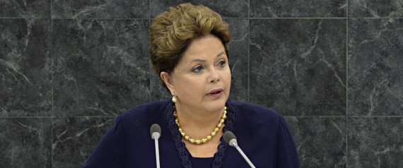 Dilma Roussef New York