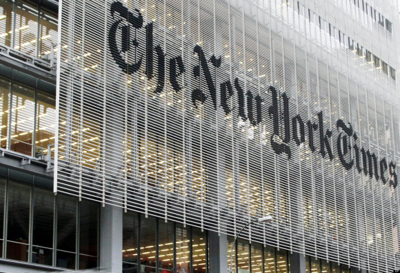 New York Times-Mover