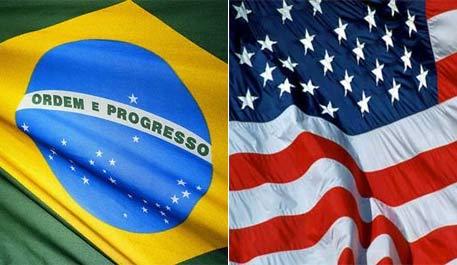 BrasilxEUA