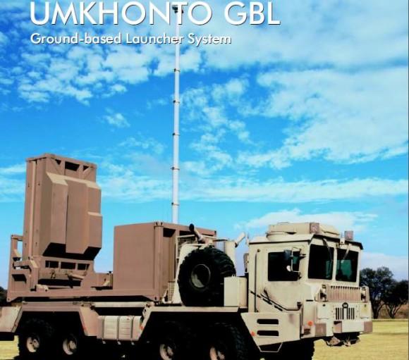 Umkhonto Ground-based Launcher - imagem 2 Denel