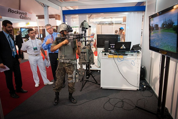 Workshop de Simulação e Tecnologia Militar - 3