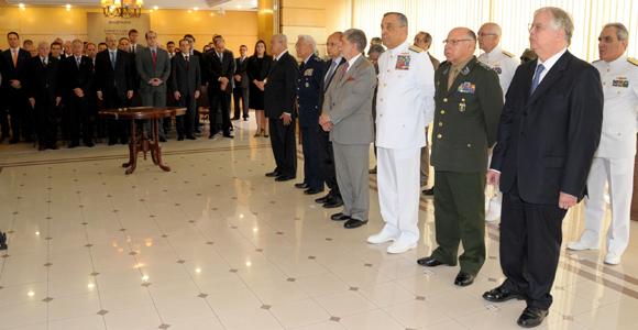 Cerimônia Certificados Empresa Estratégica de Defesa - foto J Cardoso - Ascom - MD