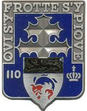 Insigne_régimentaire_du_110°_Régiment_d'Infanterie,_Arthus