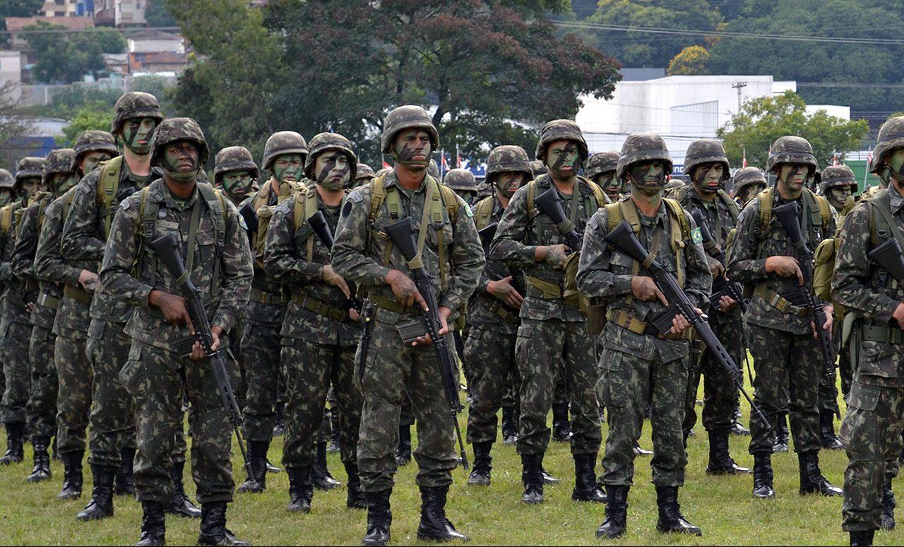 e5fadab843 Forças Armadas sofrem corte de 44% dos recursos - Forças Terrestres - ForTe
