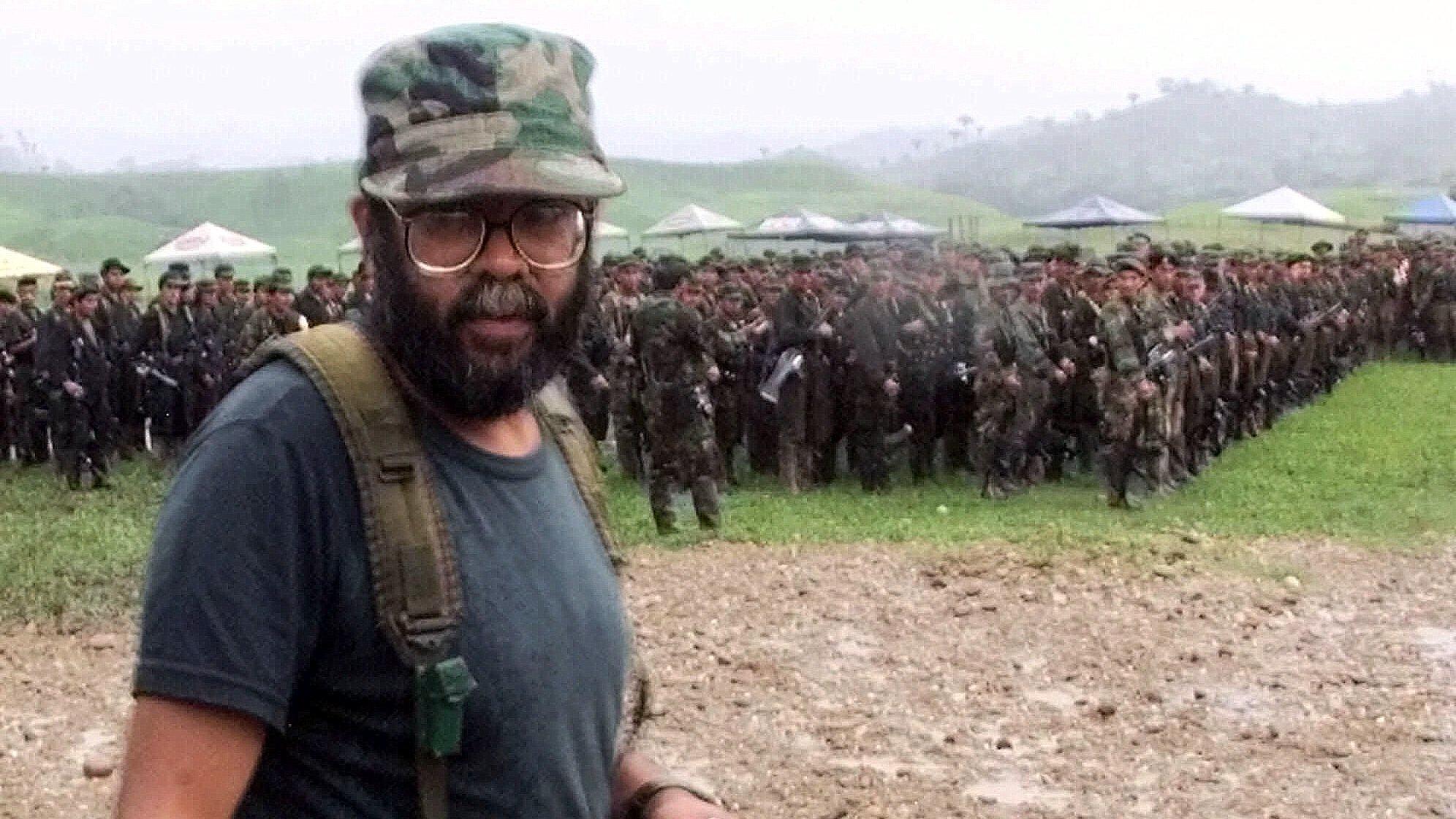 Vom Chef-Ideologen zum Rebellenfuehrer der FARC
