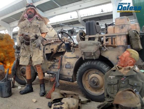 XXVII Conv Nac Plastimodelismo - 2013 - foto 7 Nunão - Forças de Defesa