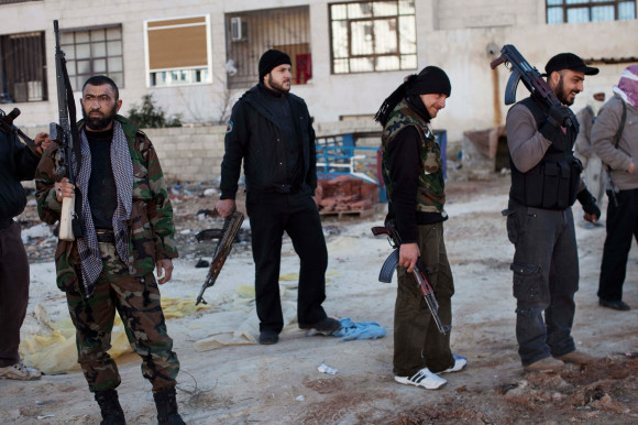 Four-thousands-Saudis-fighting-in-Syria1