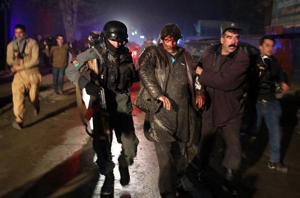 atentado em cabul - foto AP