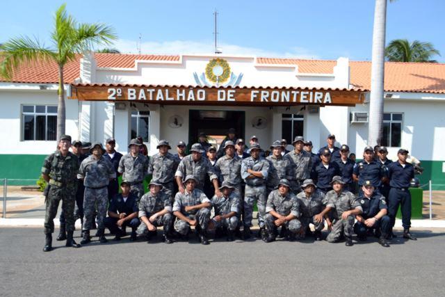 2 batalhao de fronteira - foto EB