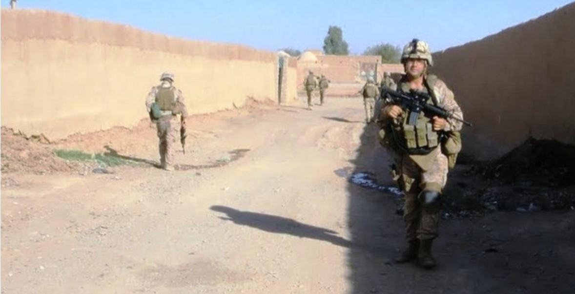 Alexandre Danielli no Afeganistao 2