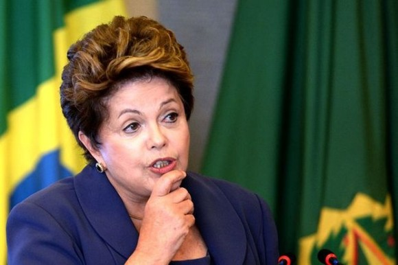 Dilma-AFP