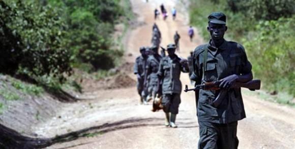 Uganda-militia