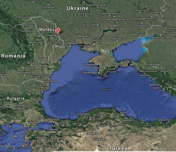 Crimea-Transnistria