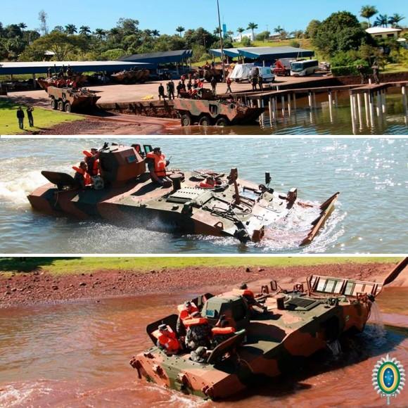 33BIMec - Teste de flutuabilidade do Guarani