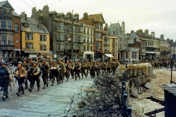 Dia D 70 anos - weymouth-1944 - foto via ibtimes
