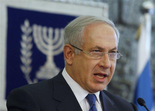 Benjamin Netanyahu, Shimon Peres