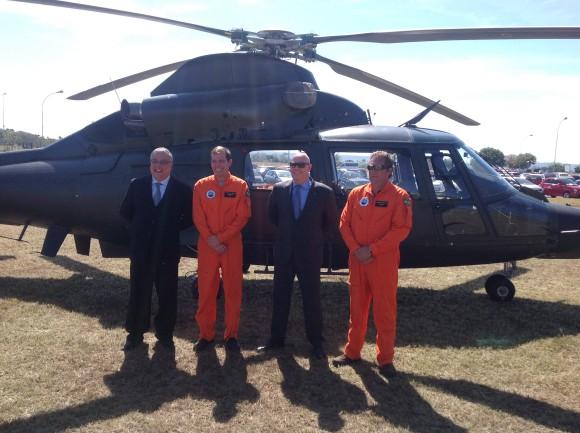 Equipe Helibras apresenta aeronave em Brasília_Ccomsex