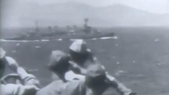 Ha 70 anos embarcava o 1 Escalao da FEB em direcao a Italia