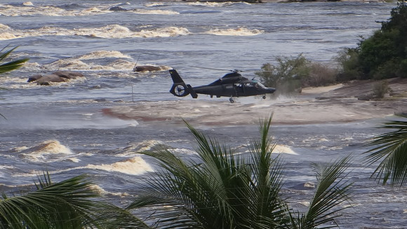 Rio Negro. Manaus_ Crédito Dmavex
