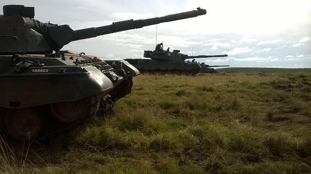 Leopards 1A5