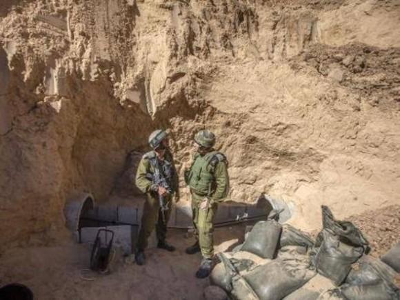 Túnel_militares-israel