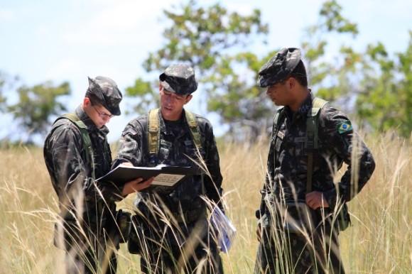 10° Grupo de Artilharia de Campanha de Selva - 1
