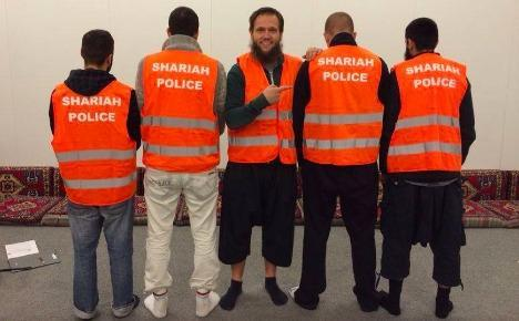 Police-arrest-Sharia-Police-in-Wuppertal-Germany