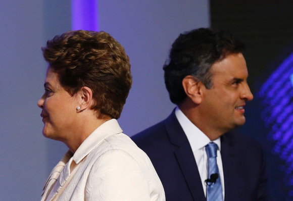 Dilma x Aécio