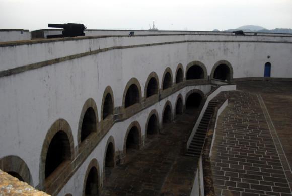 Fortaleza de Santa Cruz - 3