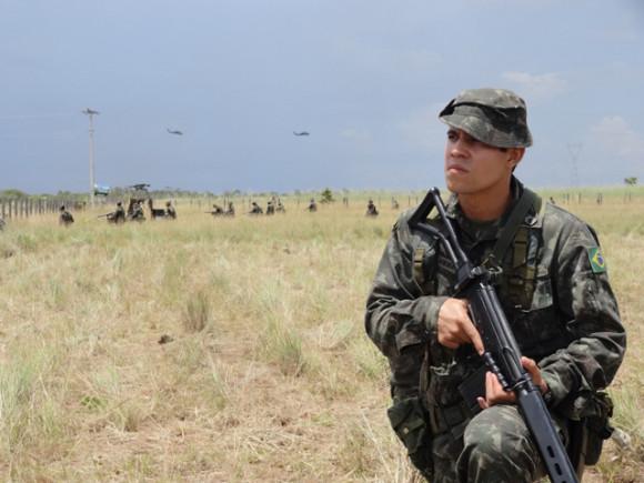 Operação Amazônia 2014 - 1