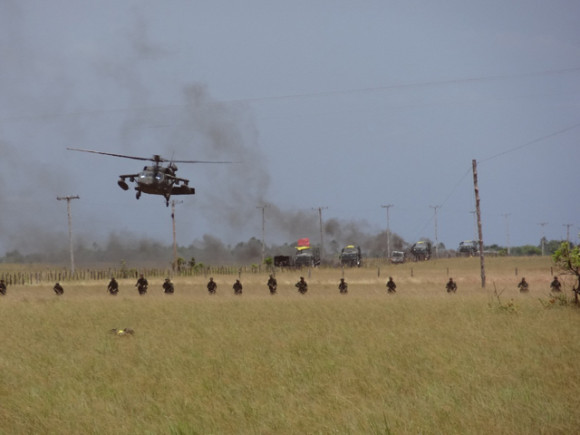 Operação Amazônia 2014 - 2