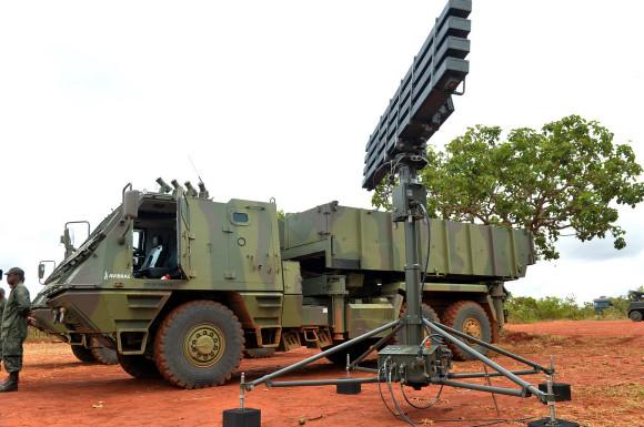 Radar Saber M60