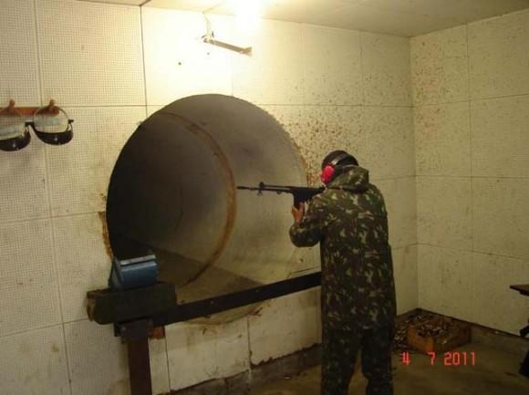 Recuperação de fuzis - 2