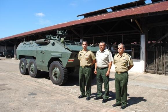 Assessoria Técnica ao Exército do Suriname - 2