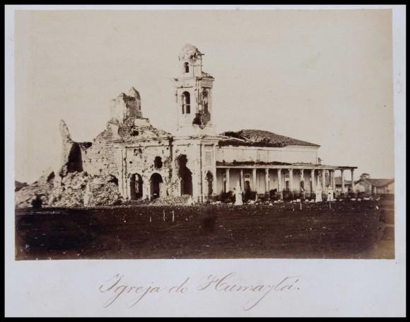 Guerra do Paraguai - fotografia 4 acervo digital Biblioteca Nacional