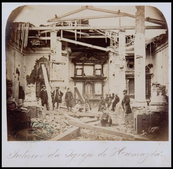 Guerra do Paraguai - fotografia 5 acervo digital Biblioteca Nacional
