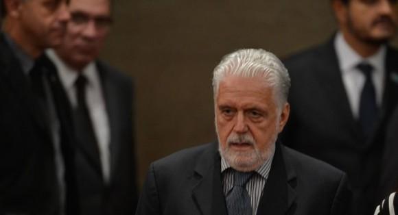 Jaques Wagner na diplomação de Dilma - foto Agência Brasil