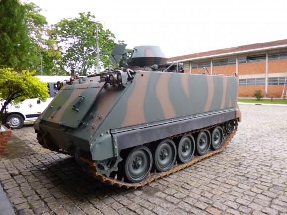 blindados M113