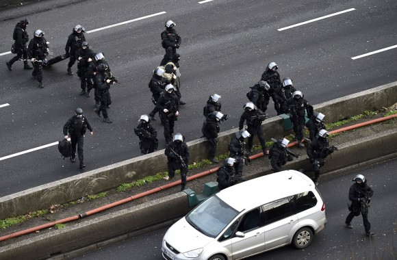 French Hostage Situation Resolved 10