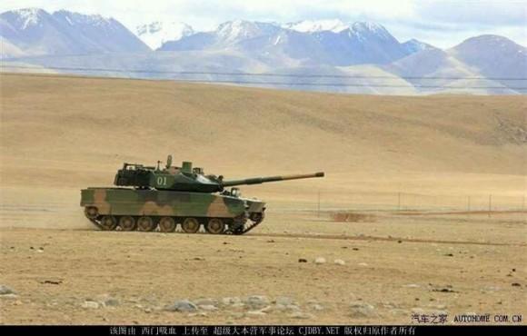 ZTQ Light Tank 3