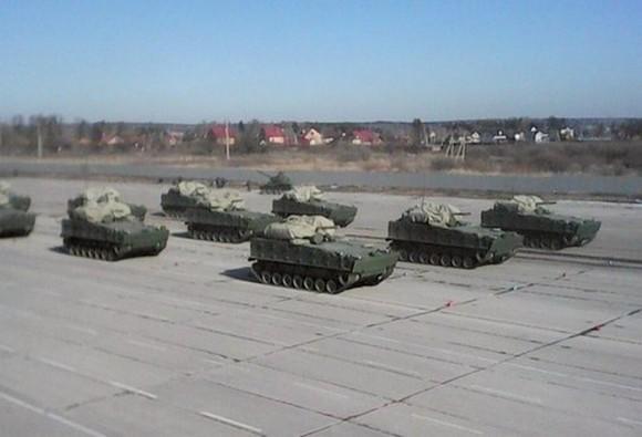 Exército russo Kurganets 25
