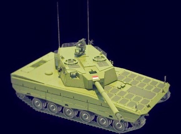 Turkish-Indonesian_medium_tank - 1