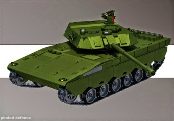 Turkish-Indonesian_medium_tank - 2