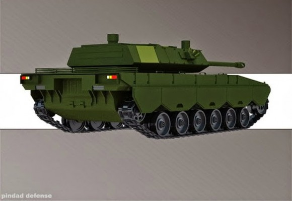 Turkish-Indonesian_medium_tank - 3