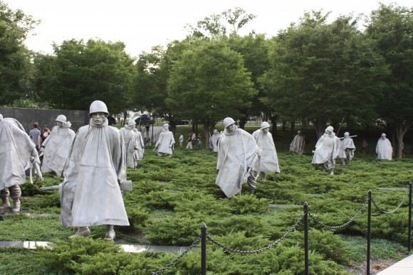 Memorial Korea War