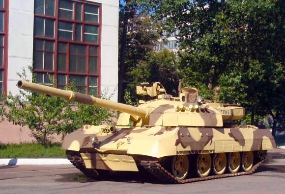T-55M8A2 Tifón-2A