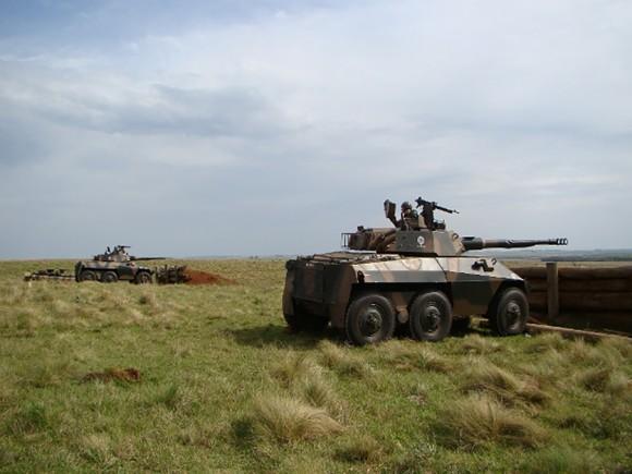 2º Regimento de Cavalaria Mecanizado