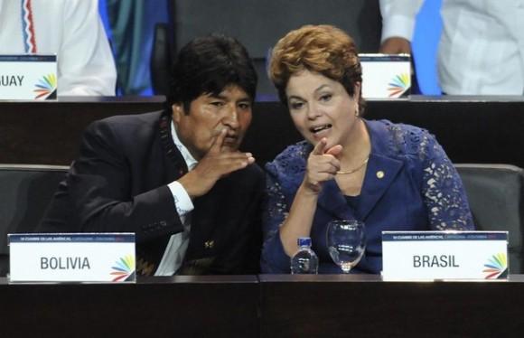 Evo-e-Dilma