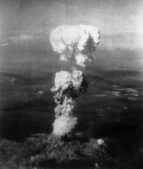 bombardeio nuclear