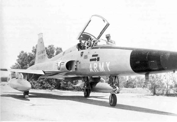 U.S. Army N-156T testado pelo US Army em 1961
